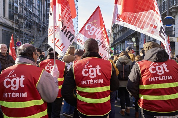journnes rouges manif